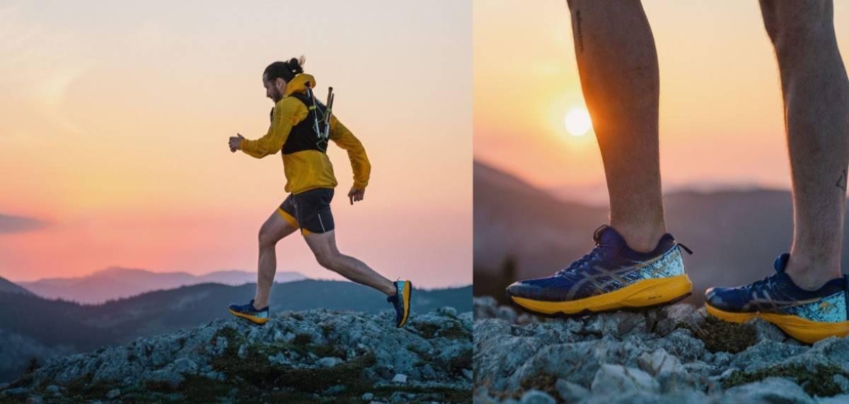 Scopri la collezione trail running 2021 di ASICS, Fuji Lite 2