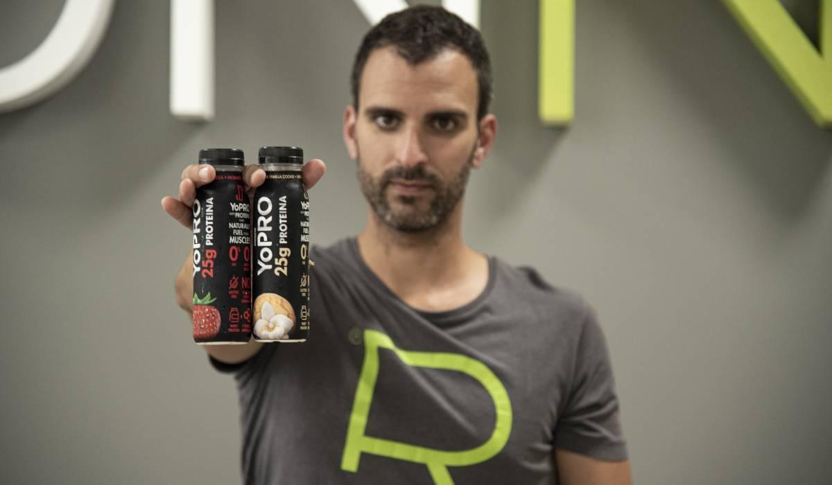 ¿Por qué deberías tomar batidos o yogures de proteínas después de correr? Batidos