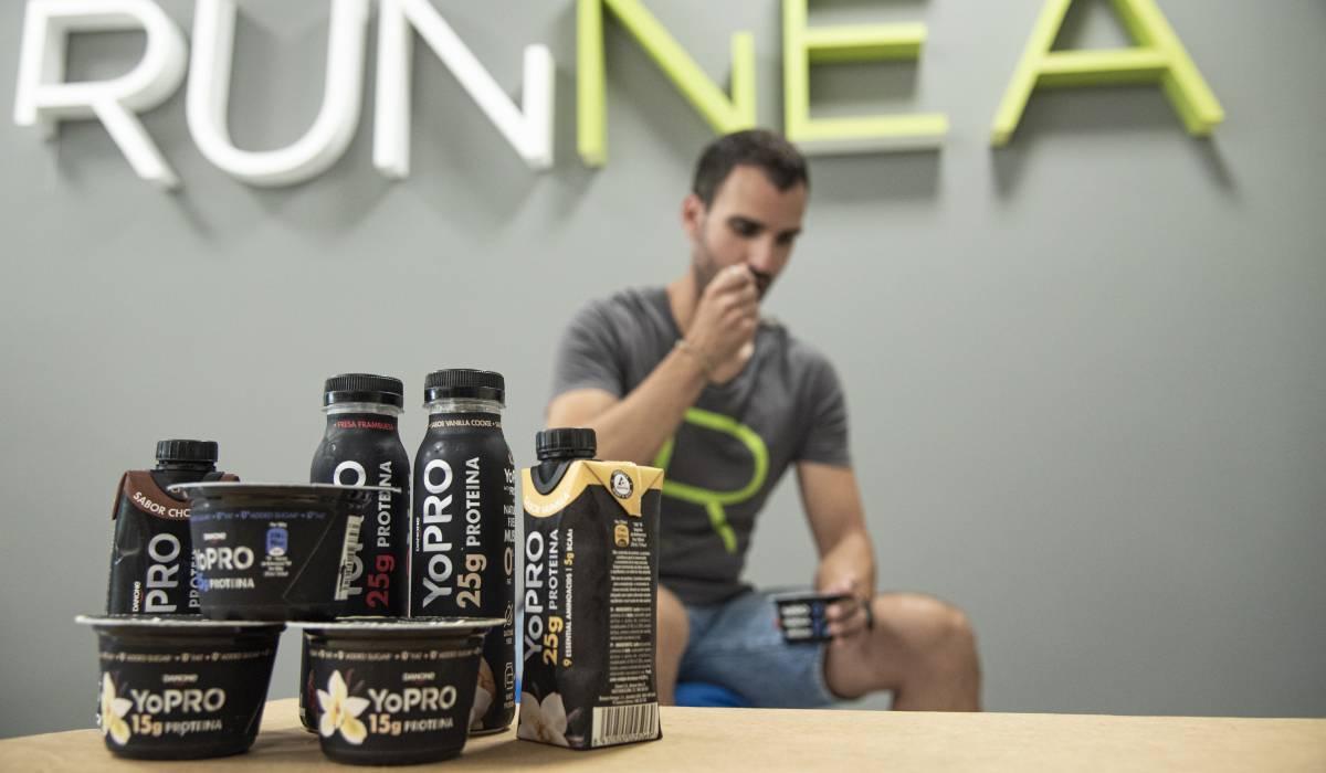 ¿Es bueno tomar proteína antes de correr? Origen proteína