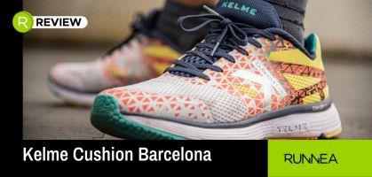 ¡Nueva review ya disponible! Analizamos las Kelme Cushion Barcelona