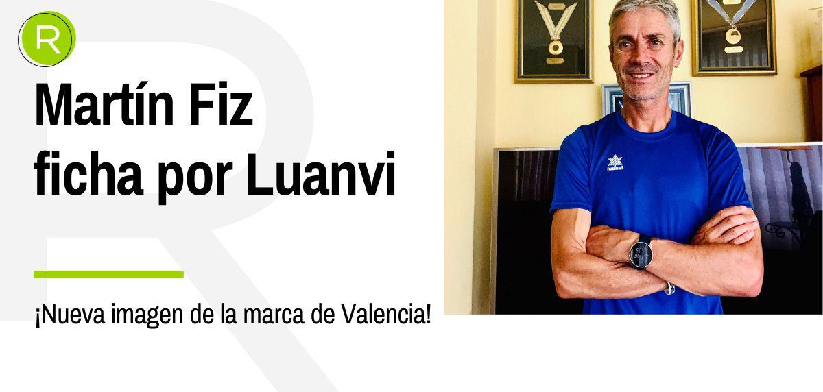 Martín Fiz, nuevo fichaje de renombre del proyecto Luanvi