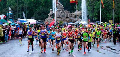 Maratón Madrid 2021: directo y clasificaciones