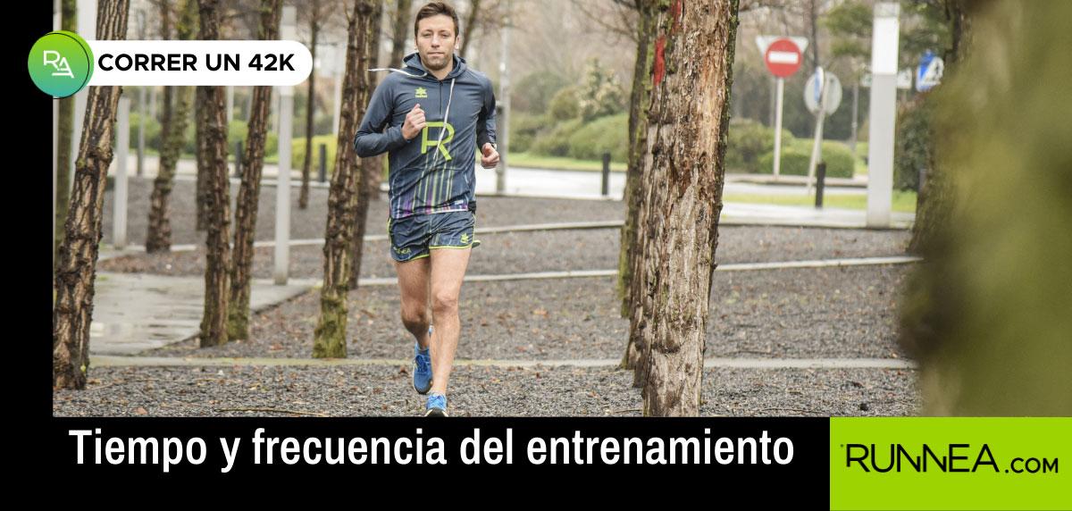 Claves para debutar en una maratón: tiempo y frecuencia de entrenamiento - foto 4
