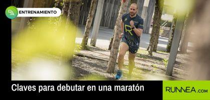 Correr un maratón por primera vez: ¿Realmente estoy preparado?