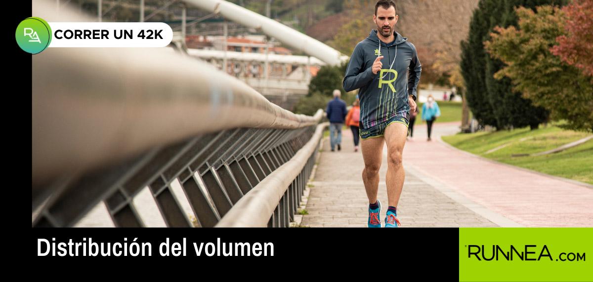 Claves para debutar en una maratón: distribución del volumen de entrenamiento - foto 2