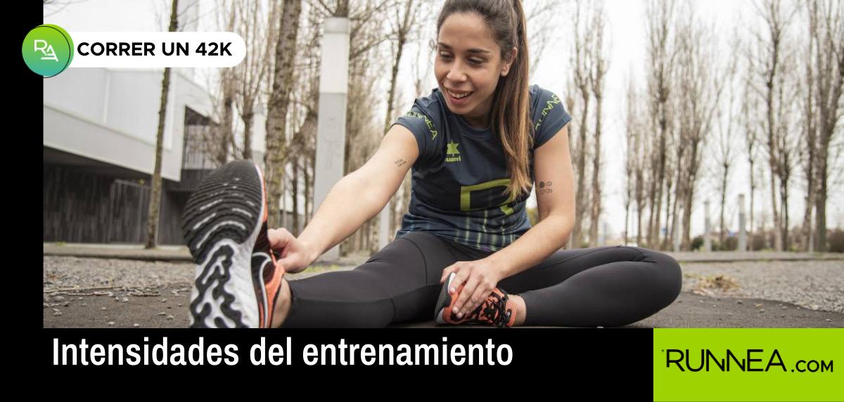 Claves para debutar en una maratón: intensidades del entrenamiento - foto 3
