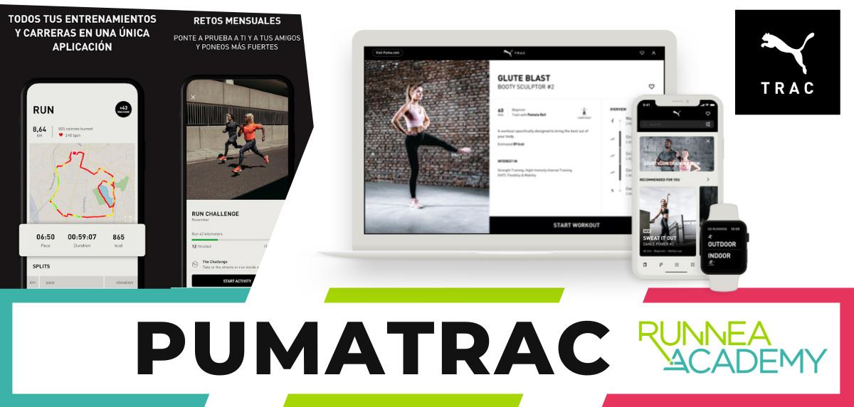 Mejores aplicaciones para correr android - PUMATRAC