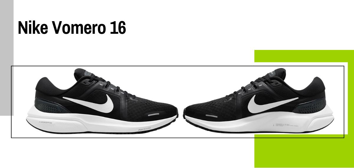 Mejores zapatillas running para correr con sobrepeso - Nike Vomero 16