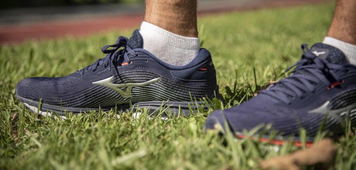 Mizuno Wave Sky 5, todo lo que necesitas saber de esta zapatilla de entrenamiento. Claves éxito.