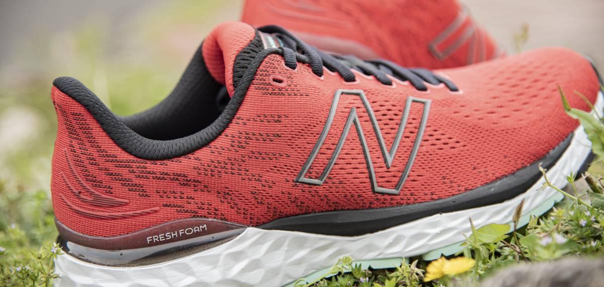 La zapatilla para todos los corredores: New Balance Fresh Foam 880v11, más reactividad