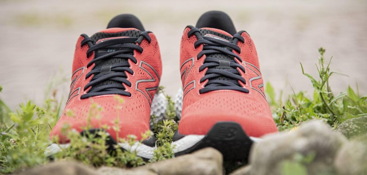 La zapatilla para todos los corredores: New Balance Fresh Foam 880v11, upper