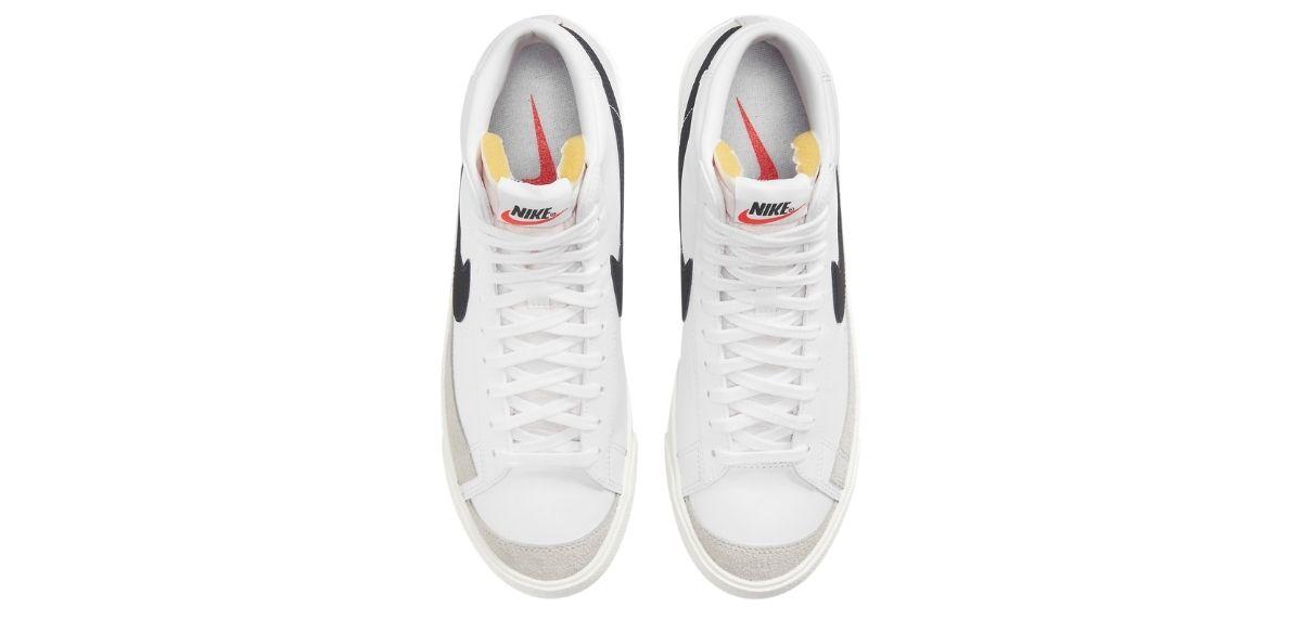 Nike Blazer Mid '77, upper