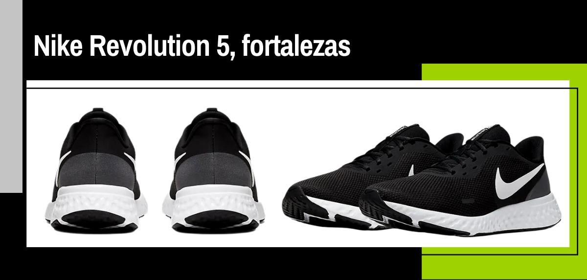 Nike Revolution 5, prestaciones destacadas - foto 2