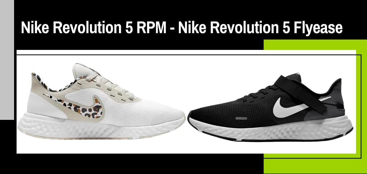 Las versiones exclusivas de las Nike Revolution 5 - foto 3