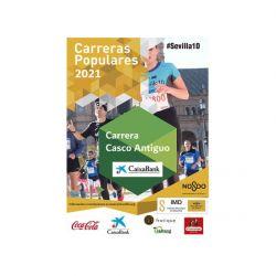 Carrera Popular Casco Antiguo 2021 de Sevilla