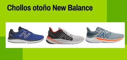Los chollos running de New Balance que no te puedes perder este otoño