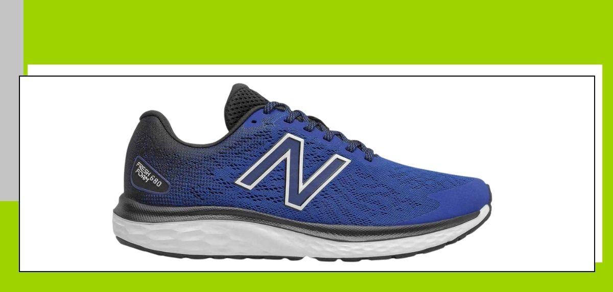 Los chollos running de New Balance que no te puedes perder este otoño, New Balance Fresh Foam 680 v7