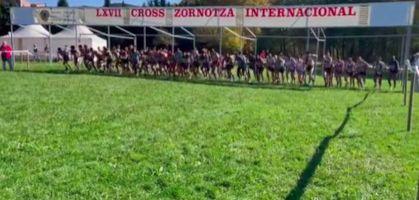 Awet Habte y Francine Niyomukun vencedores del Cross Zornotza 2021