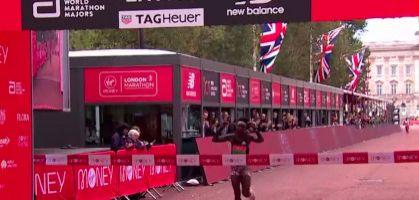 Jepkosgei y Lemma ganadores del Maratón de Londres 2021