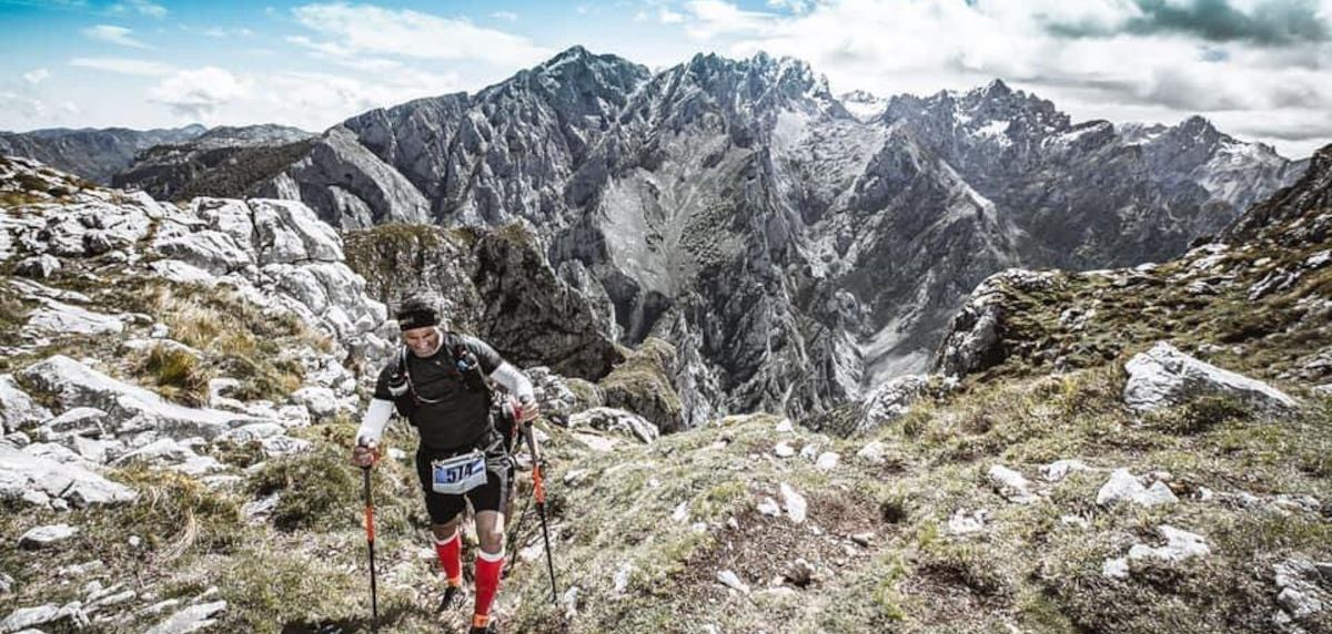 Begoña Pacio Lopez y Adrian Garcia Olivera ganan el Gran Trail Picos de Europa 2021