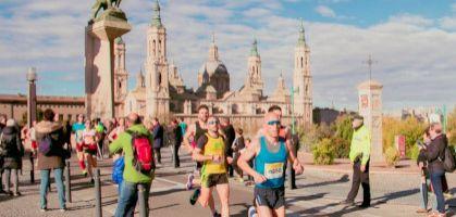 Maratón Zaragoza 2021: directo y clasificación