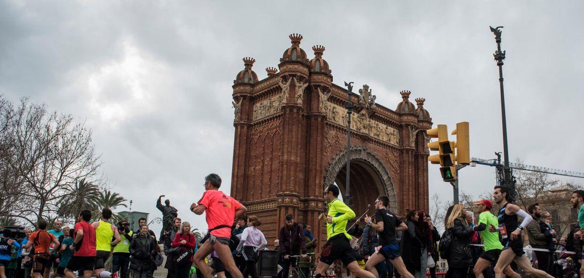 Media Maratón de Barcelona 2021: directo y clasificación