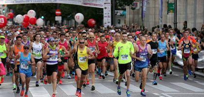 Media Maratón de Valladolid 2021: clasificación y directo