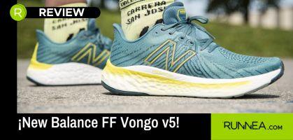 ¿En qué tienes que fijarte de las pronadoras New Balance Fresh Foam Vongo v5? ¡Review, al detalle!