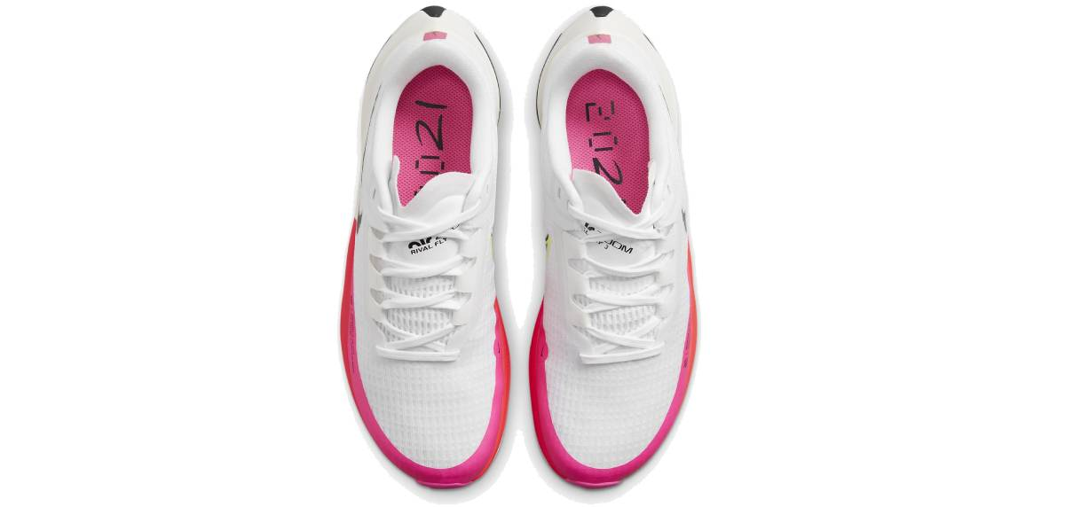 Nike Air Zoom Rival Fly 3, superiore