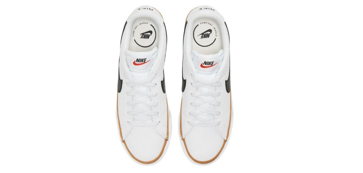 Nike Court Legacy, upper