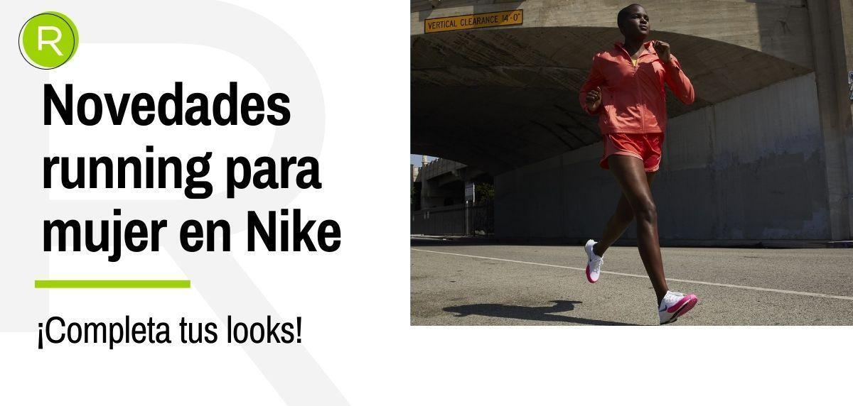 3 zapatillas de Nike para llenar de color tus carreras
