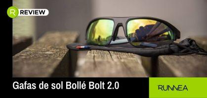 Analizamos las gafas de sol Bollé Bolt 2.0: ¡complemento que no puede faltar en el kit de todo runner!