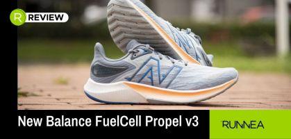 Analizamos las New Balance FuelCell Propel v3: un modelo apto para todos los públicos