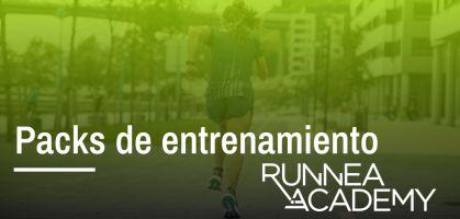 ¡Asegúrate de un entrenamiento seguro, eficaz y motivador con los nuevos packs de RUNNEA ACADEMY!