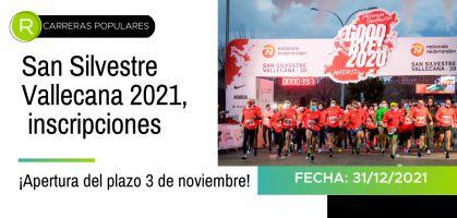 Nationale-Nederlanden San Silvestre Vallecana 2021: ¡3 de noviembre, apertura de inscripciones!
