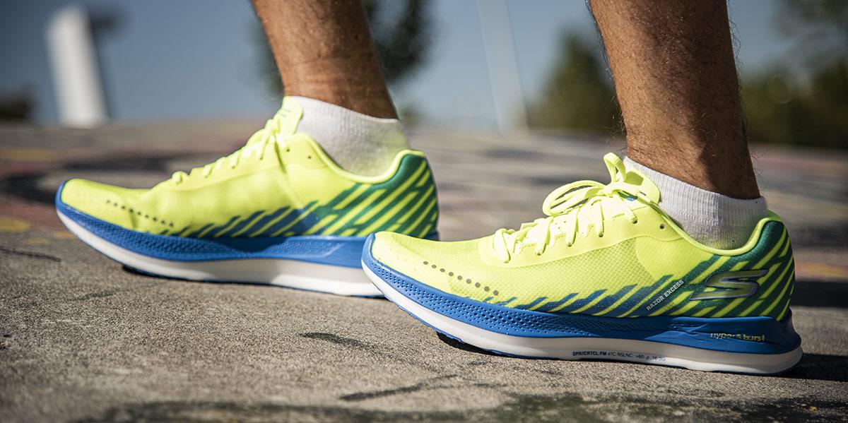 ¿Por qué las Skechers GoRun Razor Excess son la zapatilla mixta que buscas? - foto 2