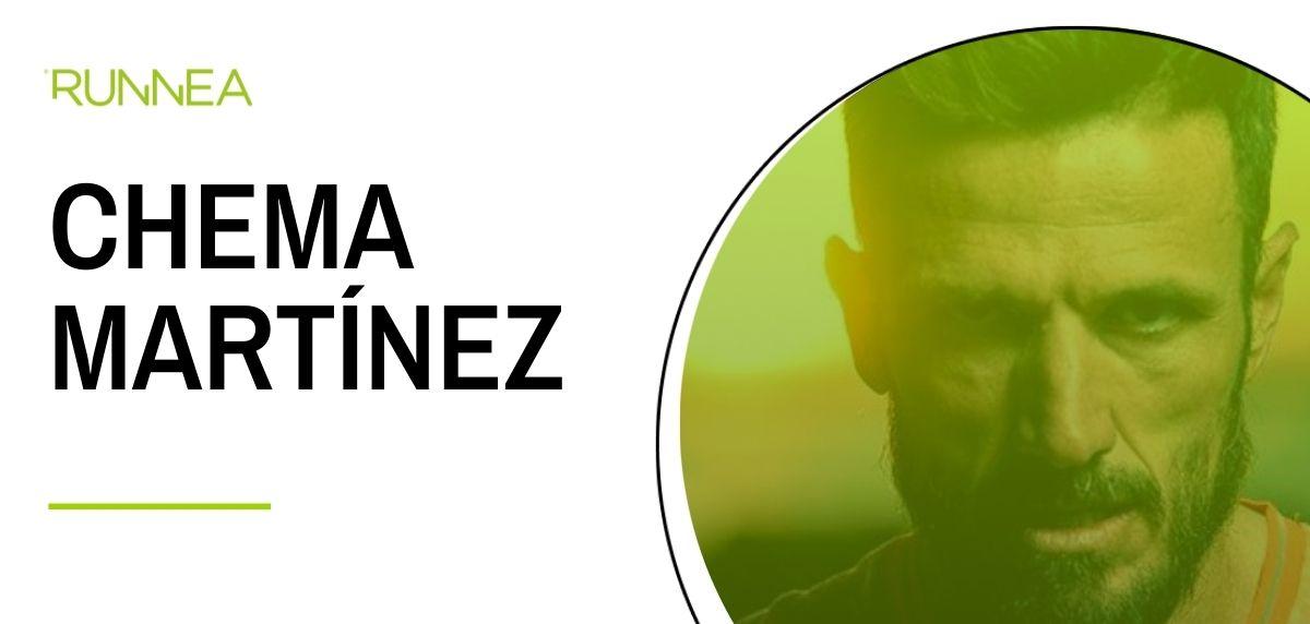 Los 11 bloggers de running más influyentes de España, Chema Martinez