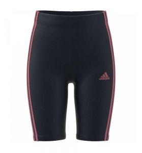 Mallas Short Casual_niña_adidas G 3s Bk Sho 128 Negro