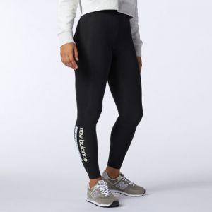 Mujeres New Balance NB Essentials Field Day Legging - Black, Black