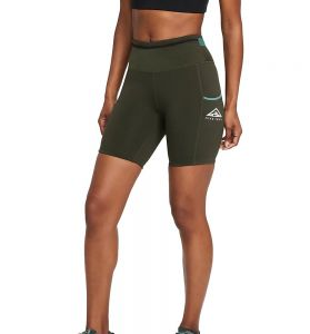 Mallas Short Trail_mujer_nike Epic Luxe M Verde