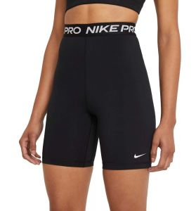 Mallas Short Fitness_mujer_nike Pro 365 M Negro