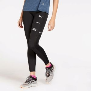 Nike Epic Fast Run Division - Negro - Mallas Running Mujer