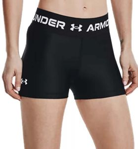 Mallas Short Fitness_mujer_under Armour Ua Hg Armour Wm Wb Shorty L Negro