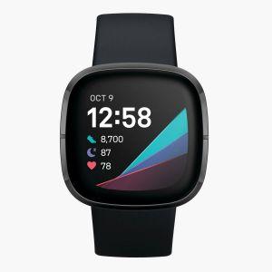 Fitbit Sense - Negro - Pulsómetro Running