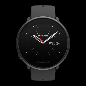 Polar Ignite 2, Fitness Watch, Negro perla