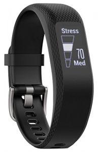 Garmin VivoSmart 3 - Monitor de actividad inteligente con sensor de frecuencia cardiaca en la muñeca y herramientas de fitness