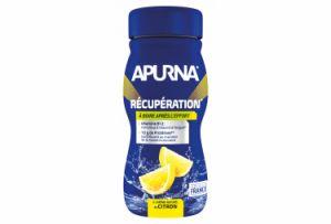 Bebida de recuperación APURNA Botella de limón 300 ml