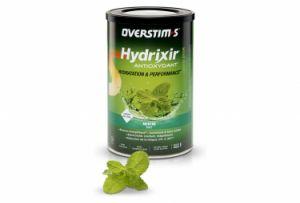 Overstims Antioxidante Energy Drink cuadro HYDRIXIR 600g Sabor Menta