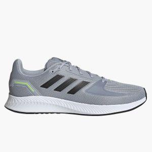 adidas Runfalcon 2.0 - Gris - Zapatillas Running Hombre