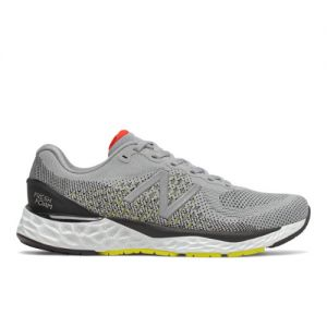 Hombres New Balance Fresh Foam 880v10 - Silver Mink/Lemon Slush, Silver Mink/Lemon Slush